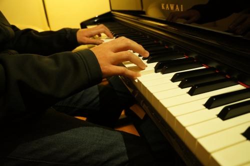 Klavierspielen probieren!