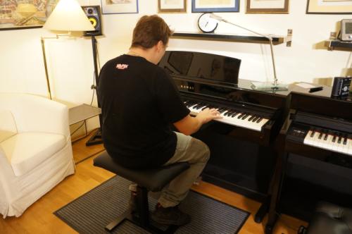 Klavierstunden in Wien!