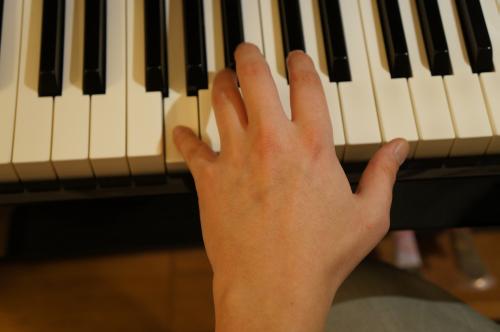 Klavierspielen macht Spass!