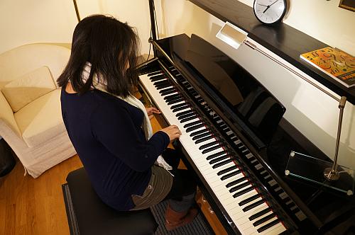 Klavierkurse für Anfänger und Fortgeschrittene